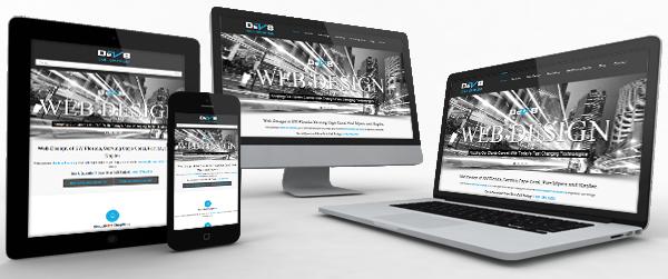 What is Responsive Design Websites?